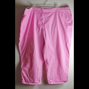 Crown & Ivy Cropped Pants Size 24